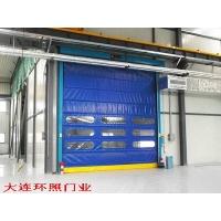 大连工业门工业堆积门车库门提升门透明快速门
