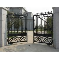平开铁艺门|庭院门|别墅门