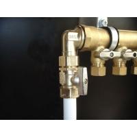 分水器主管专用活接角阀
