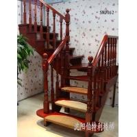 铁岭实木楼梯