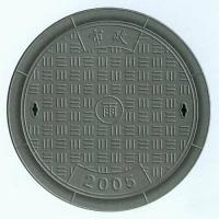 南京球墨井盖-铸铁井盖ZY圆750