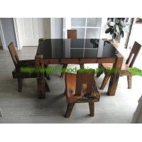 古船家具-餐桌椅
