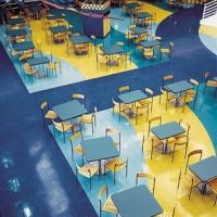 阿姆斯壮石塑地板地板-龙彩