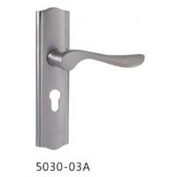 实木门锁 室内门锁 铝合金执手锁 执手门锁5030-03A