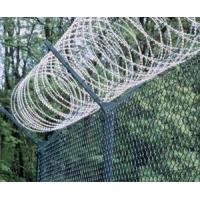 供应刀片刺绳,飞机场防护网,监狱防护网