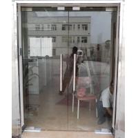 佛山市安地弹簧玻璃门,密码刷卡门,钢化玻璃门,