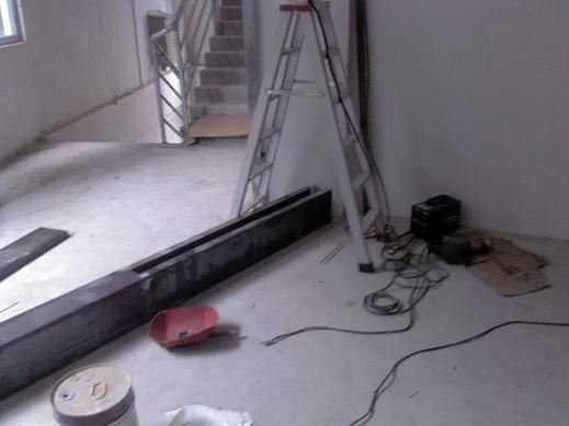 自动感应门安装工程按现场设计钢铁结构承重横梁
