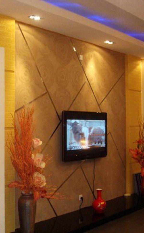 硅藻泥电视背景墙 硅藻泥壁纸 中国硅藻泥十大品牌