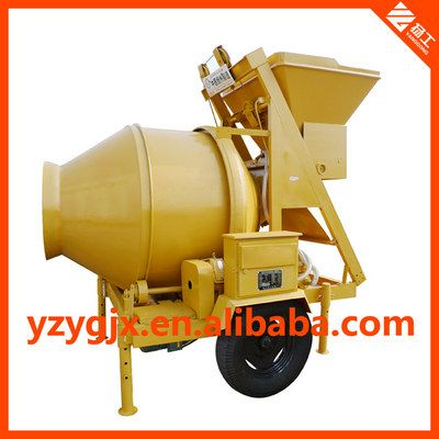 jzc350b滚筒式混凝土搅拌机