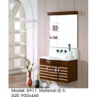 成都橡木浴室柜-8911