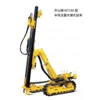 中国品牌露天潜孔钻车|潜孔钻车图片|全风动潜孔钻车图片