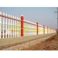 高强度环保艺术围栏