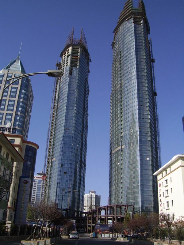 广州西塔使用马贝瓷砖胶111,防水k11和k12