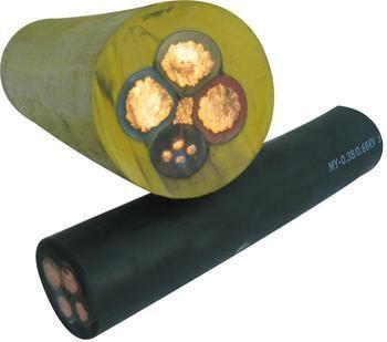 <strong>矿用橡套电缆-采煤机用电缆</strong>