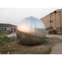 南京雕塑-天将雕塑--辽宁27米雕塑《球》
