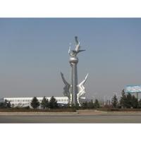 辽宁27米雕塑