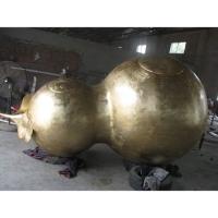 南京雕塑-天将雕塑-《金葫芦》
