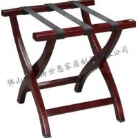 M-4行李架(红木),客房用品,酒店用品,宾馆家具