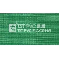 塑胶地板高端绿色布纹