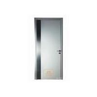 不锈钢防盗门坚固耐用,优越的安全性能