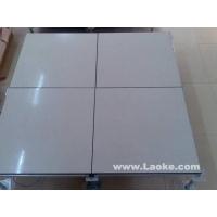 抗静电地板、防静电地板、陶瓷地板 全钢架空地板