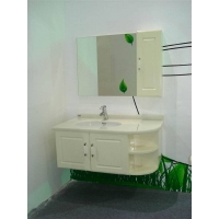 人造石整体浴室柜