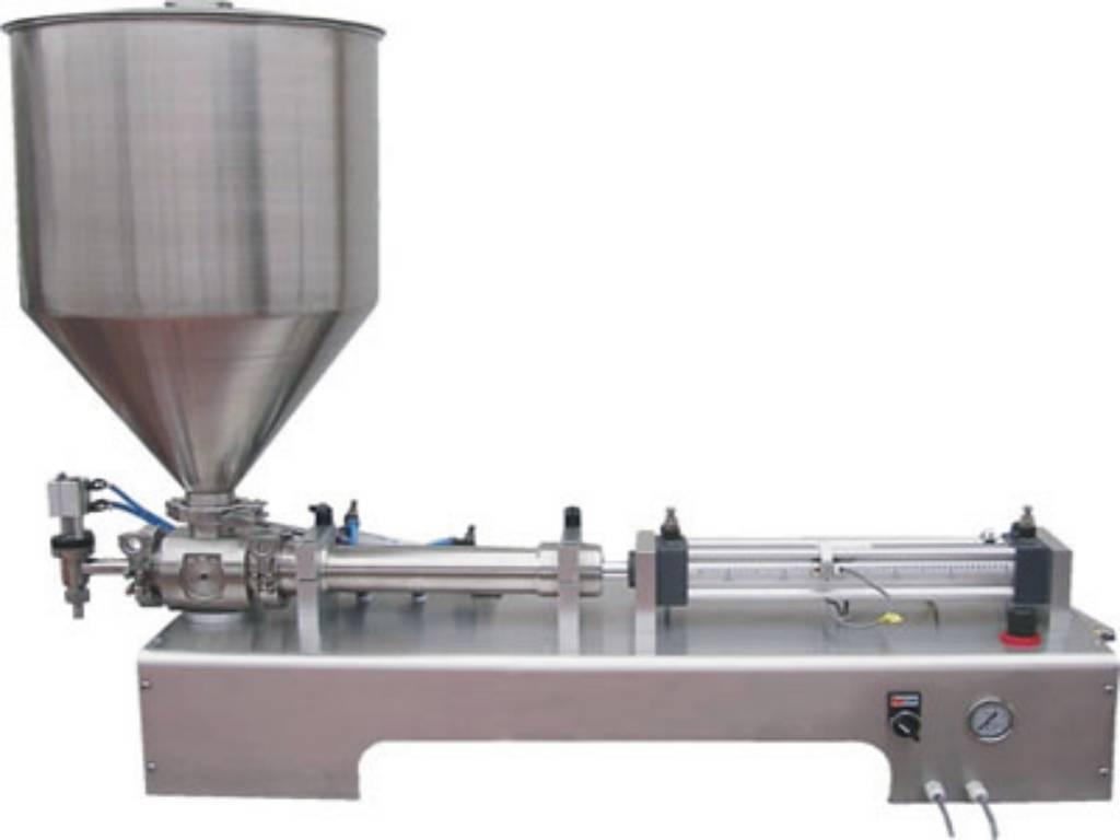 g1wgd单头膏体定量灌装机-杭州普众机械