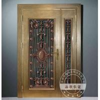 不锈钢防盗门 雕刻艺术门招商 免费提供样板