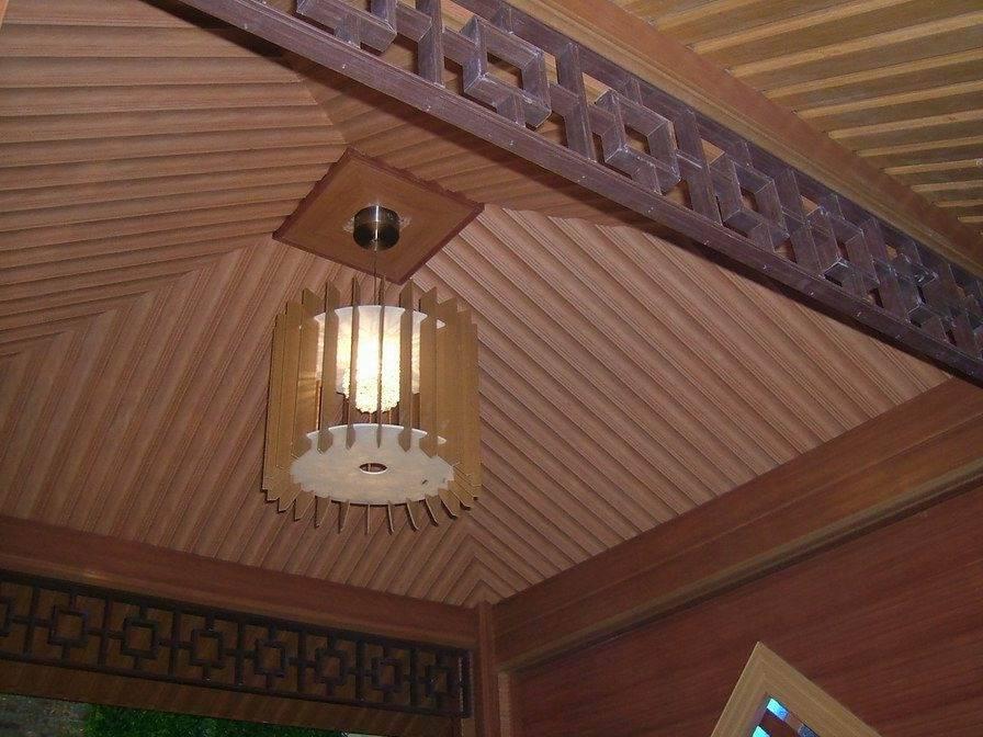 床头背景,公司企业形象墙,以及卫生间的天棚,墙面,地板等  万景生态木