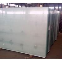 3-19mm超白钢化玻璃、8mm钢化超白玻璃