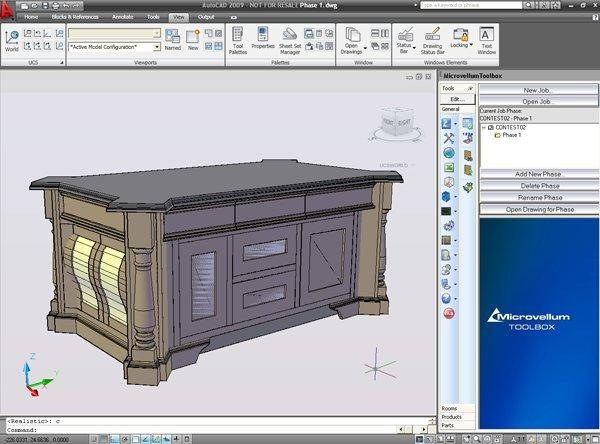 木工家具图纸设计软件用什么最好用?