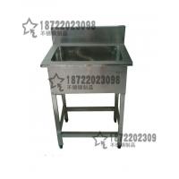 不锈钢单人洗手盆水槽厂家批发