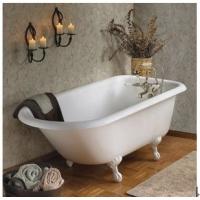 独立式铸铁浴缸