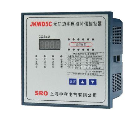 jkwd5c-12(共补型)无功功率补偿控制器