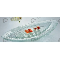 玻璃转盘,玻璃毛巾托,玻璃筷子架
