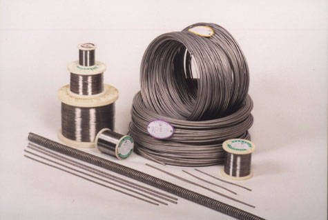 鎳絲,鎳鉻絲,鐵鉻鋁絲,電熱絲,鎢絲,不銹鋼絲-- 裕隆絲網