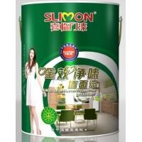中国十大品牌油漆涂料 喜临门全效净味海藻泥墙面漆