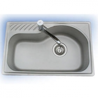南京水槽-宏仕达厨房设备-压花水槽