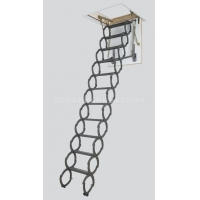宁波阁楼梯,金属伸缩梯,高档别墅梯,室内隐形梯