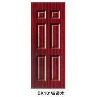 南京室内门-邦坤室内门-BK101铁道木