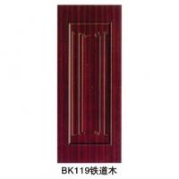 南京室内门-邦坤室内门-BK119铁道木