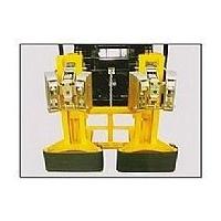叉车专用油桶夹具/鹰嘴油桶夹/叉车属具