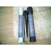 太阳能手电筒/太阳能应急充电器