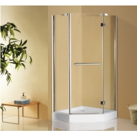 成都泰陶卫浴-淋浴房系列钻石形淋浴房
