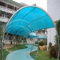 海門|湖州|南潯|陽光板耐力板車棚雨棚