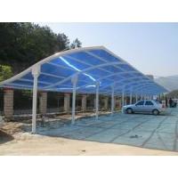 南京|無錫|徐州|耐力板車棚雨棚耐力板