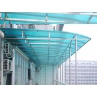張家港|常熟|金壇|陽光板耐力板車棚雨棚