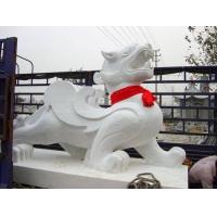 石雕貔貅麒麟:腾飞,如意,送宝等造型招财纳宝瑞兽