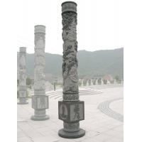 石雕华表龙柱,石雕龙,中华柱,九龙壁,游龙蟠龙等龙文化石雕