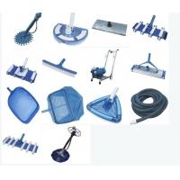泳池伸缩杆、池刷、吸污管、吸池头、叶网等泳池清洁工具